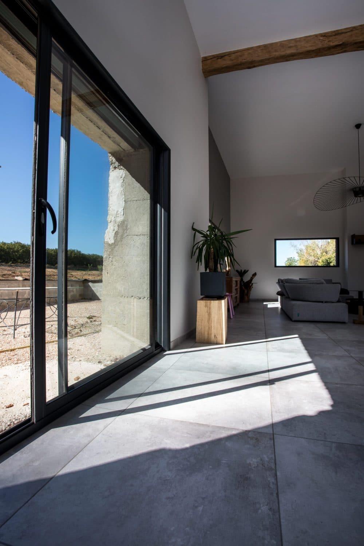 Univ'R Menuiserie - Fenêtre ALU - frappe traditionnelle 7